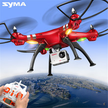 Фотография SYMA X8HG RC Drone with 1080P WIFI Camera HD 8.0MP Quadcopter Helicopter Remote Control 2.4G Gyro Altitude Hold Headless Mode