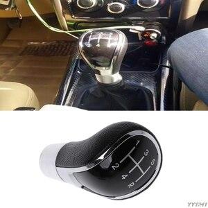 Автомобильные аксессуары, 5 скоростей, ручная ручка переключения передач для Hyundai Elantra ix35, ручка рычага, автомобильный Стайлинг