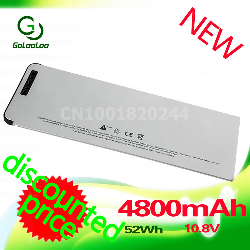 """Golooloo For Apple 10.8V A1281 A1286 ( 2008 Version ) laptop battery For MacBook Pro 15"""" MB470 MB471 MB772 MB772*/A MB772J/A"""