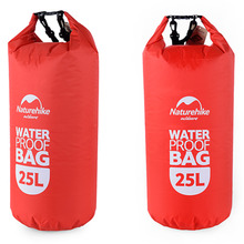 Waterproof Drawstring Storage Stuff Sack Dry Bag Outdoor Travel Boating 25L New Arrival Hot