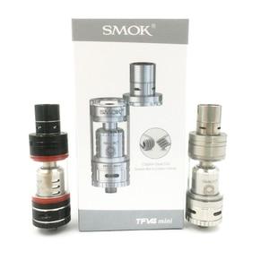 Image 3 - Electronic Cigarette Atomizer Original Smok TFV4 Mini Atomizer Sub Ohm Tank 510 Vape Tank VS SMOK TFV8