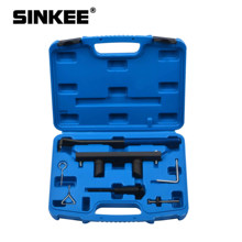 Engine Camshaft Alignment Timing Tool Kit For VW AUDI A2 A3 A4 2.0 FSI TFSI SOHC Petrol Turbo For Golf Passat SK1115(China)
