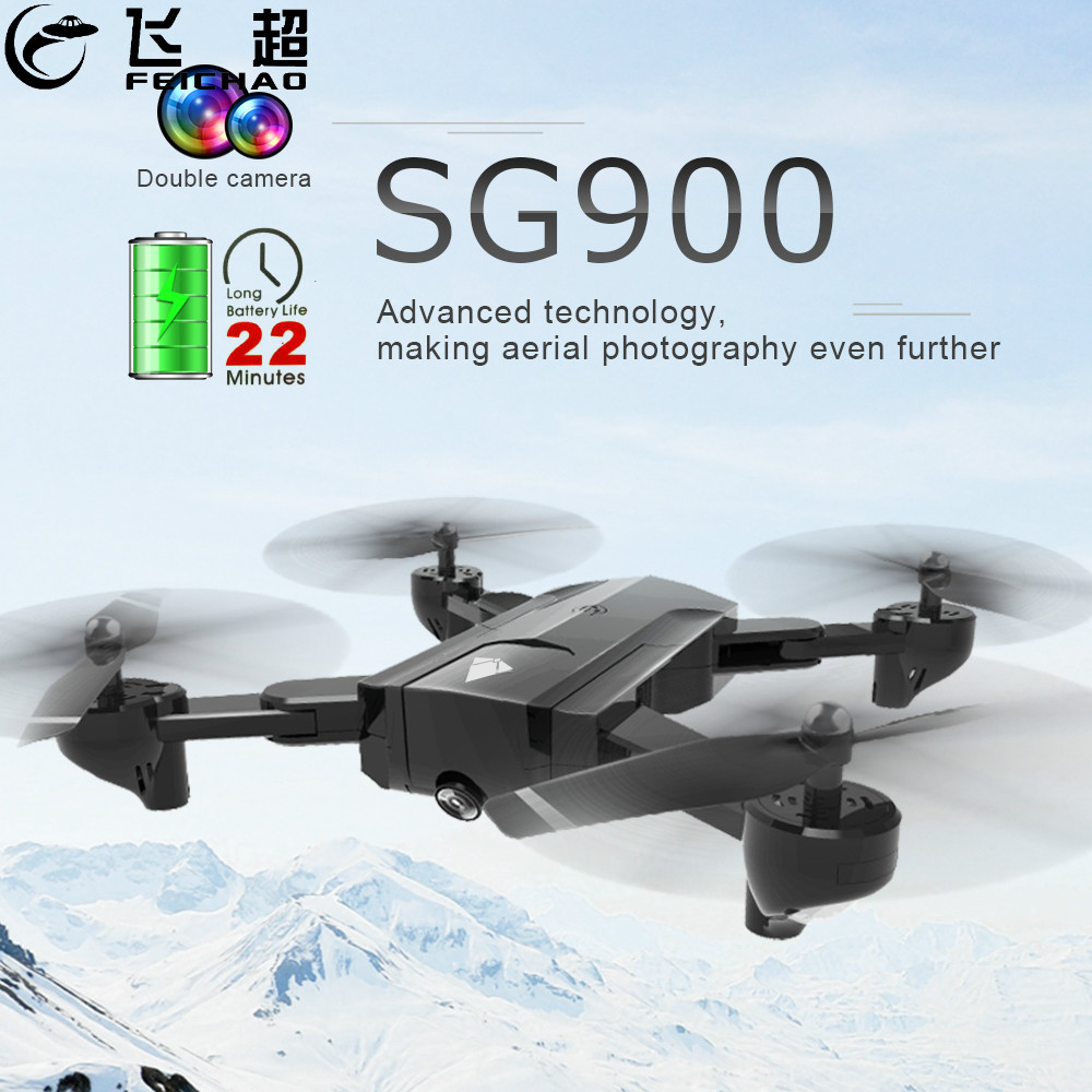 SG900 S GPS RC Drone With Camera Altitude Hold Follow Me RC Drones with Camera HD FPV Quadcopter RC Helicopter Dron VS B5W H501S