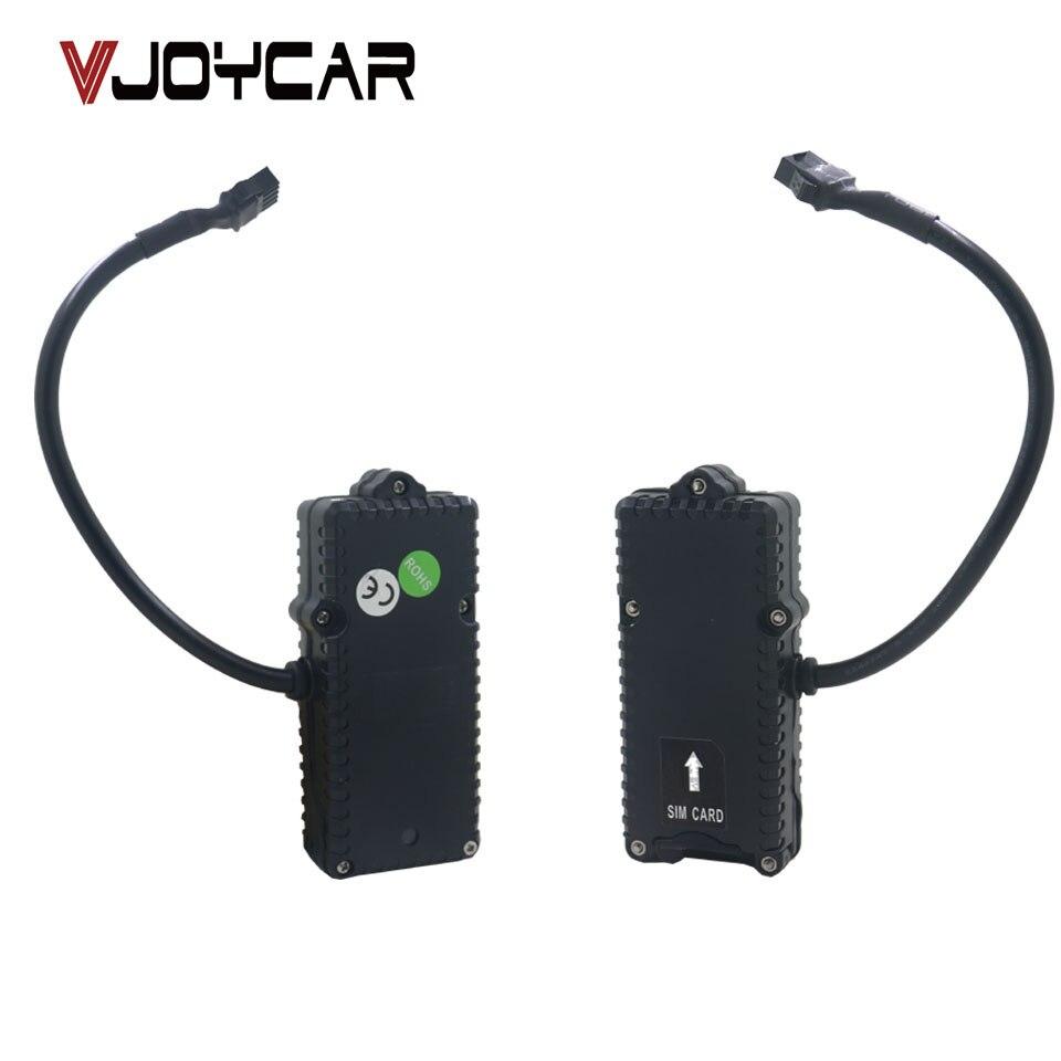 VJOYCAR T1124FC 12 V-60 V véhicule GPS Tracker pour voiture moto camion remorque arrêt moteur à distance