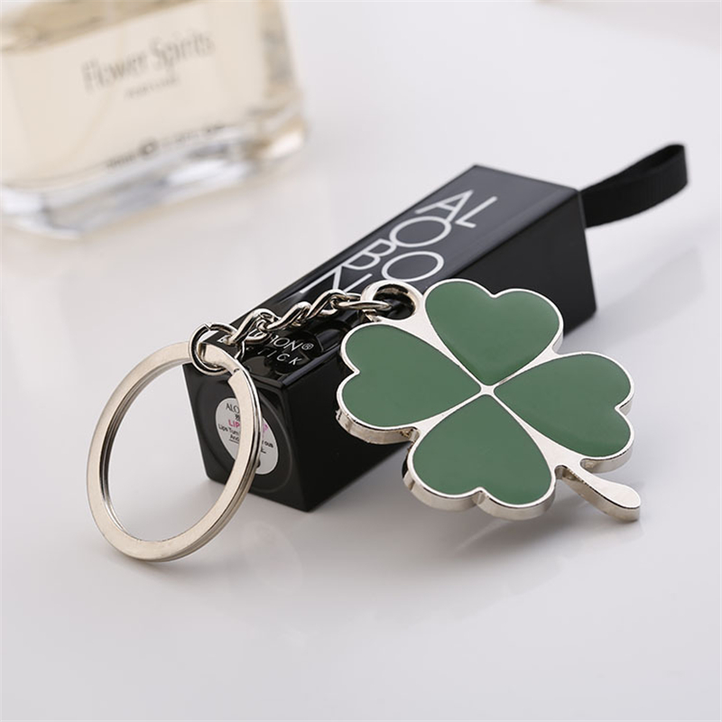 Four Leaf Clover keychain (9)