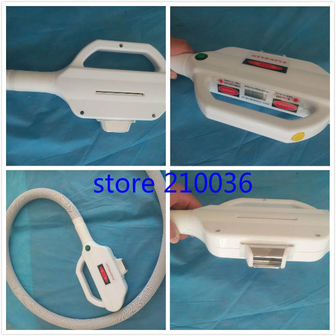 elight ipl handle  for hair removal