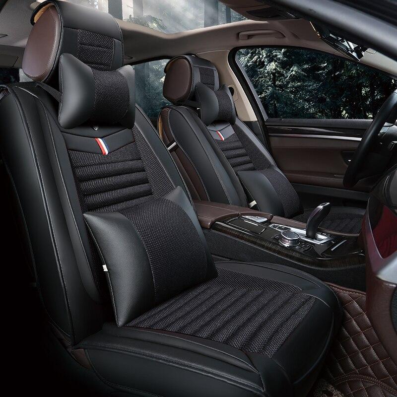car seat cover automobiles seat protector for mazda cx-9 cx9 demio familia premacy tribute 6 gg gh gj 2017 2016 2015 2014