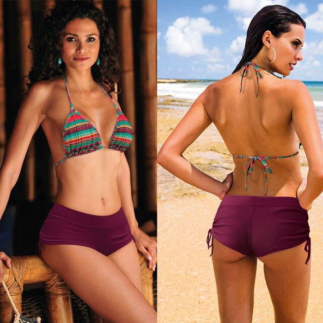 bikini swim shorts