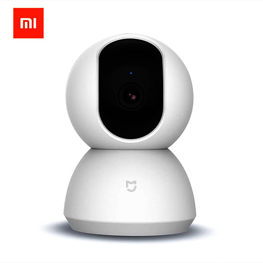 NEW Xiaomi MIJIA 720P IP Camera Pan/Tilt 360 Degree Smart WiFi IP Camera Night Vision 2 Way Audio Motion Detection BABY CAM wanscam hw0021 ccvt security surveillance hd 720p wifi ip camera motion detection pan tilt 2 way audio night vision baby monitor
