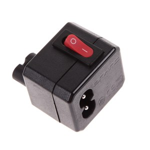 NEW Power On Off Switch Adapte