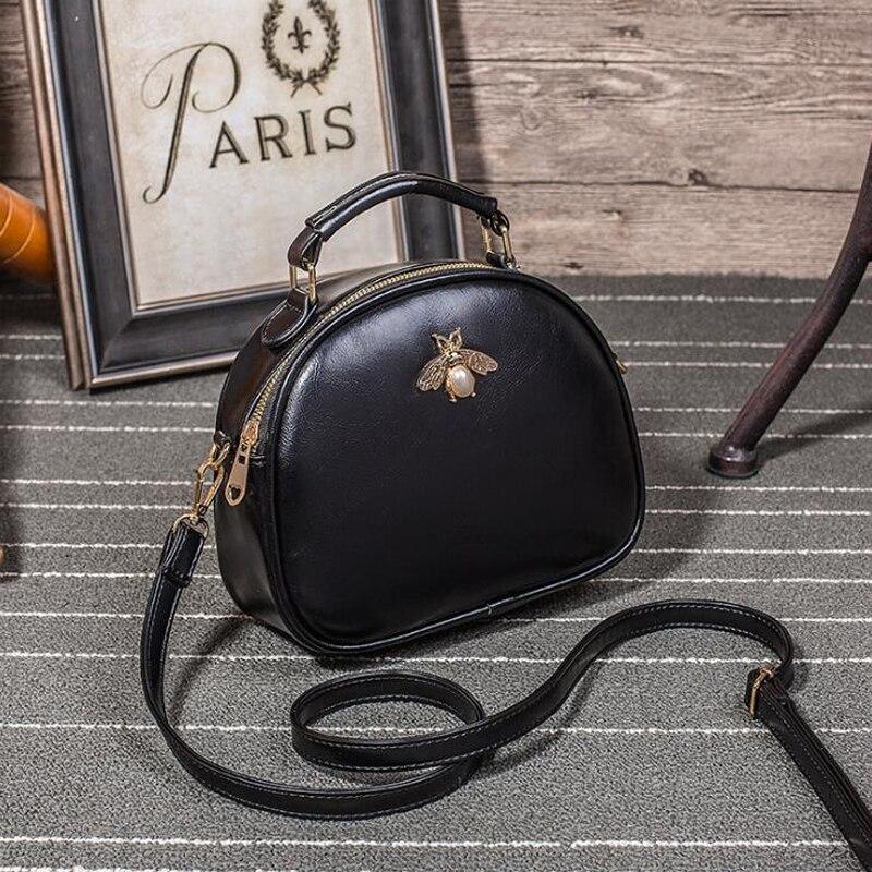 New Fashion Shoulder Bag PU Leather Crossbody Messenger Bags High Quality Small Women Bag Female Handbag Purse