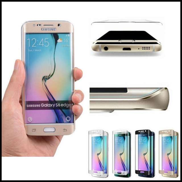 Aliexpress Front And Back Full Screen Coverage Protector For Samsung Galaxy S6 Edge Plus Tpu Film 2f 2b 1 Stand From