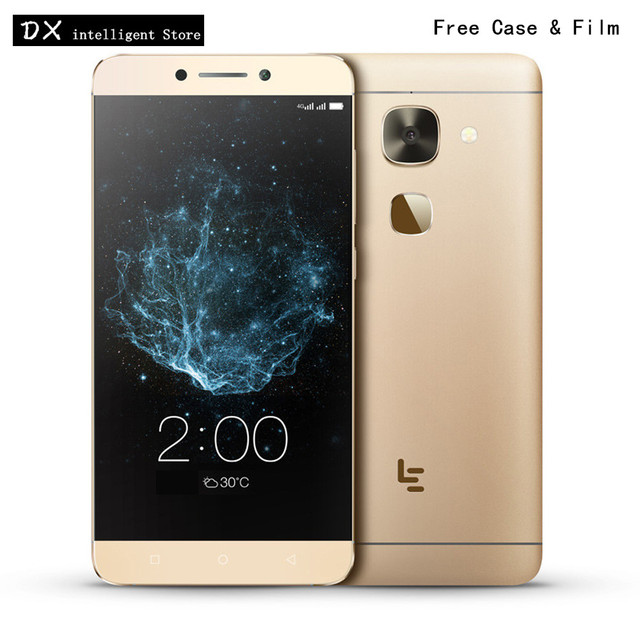 Letv LE 2 X620 MTK6797 Deca Core 4G LTE Mobile Cell Phone 5.5 inch FHD 3GB RAM 32GB ROM Android 6.0 16MP Touch ID Smartphone