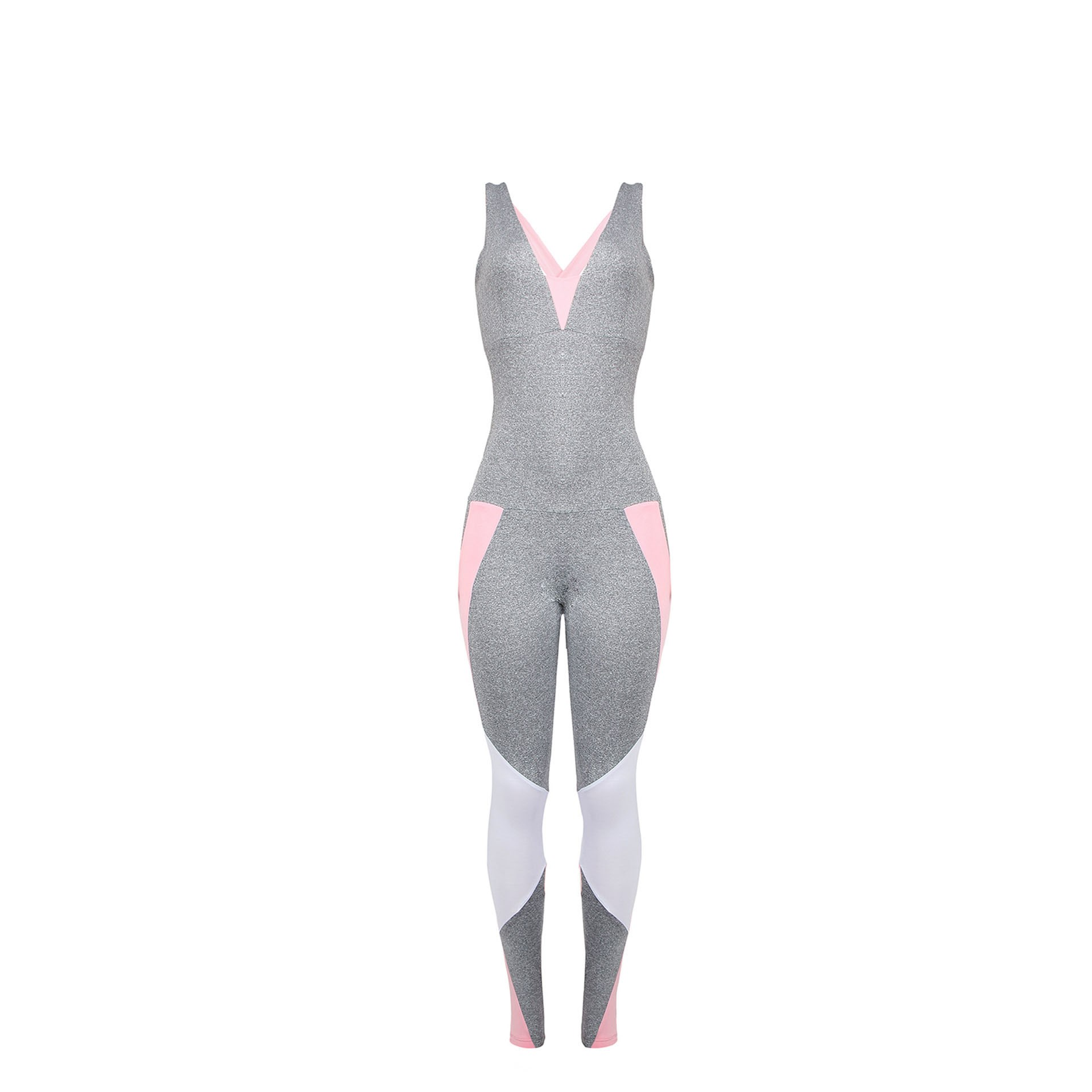 2017 Sexy Summer Ladies Women Suit Set Gyms Fitness Jumpsuit Sporting Slim Backless Cross Bandage Playsuit Bodysuit Tracksuit
