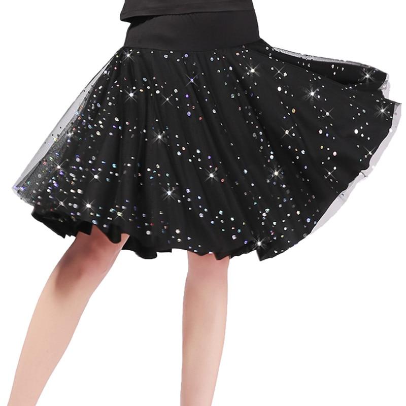 Aliexpresscom  Buy 2018 Latin Dance Skirts For Women Red -2489