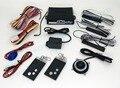 Universal inteligente sistema de alarme de carro PKE keyless entry passive 3 pcs antenas PKE começo remoto do motor keyless goFS-58 RM1 não sirene
