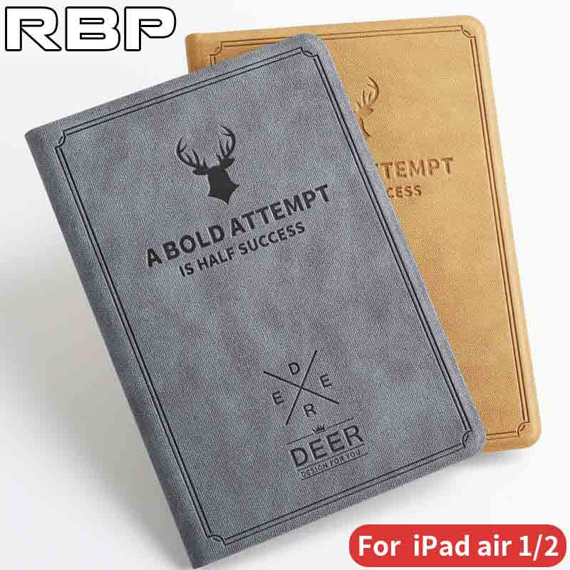 RBP case for iPad air 2 All-inclusive ultra-thin series of leather for iPad 5 6 case 9.7 inch for iPad air 1 case cover air 1 2 all inclusive