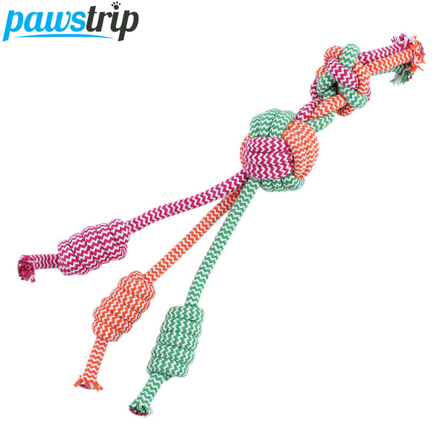 Cotton Braided Pet Dog Chew Toy