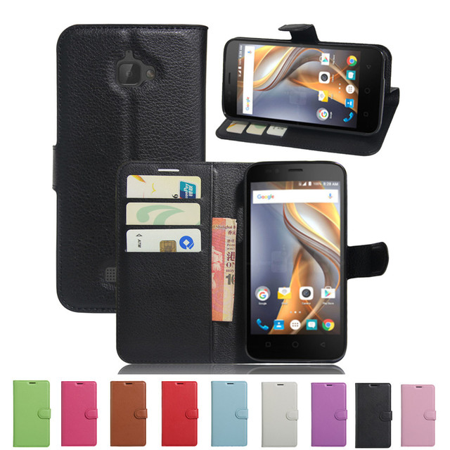 Hot Selling For COOLPAD Catalyst 3622A Case Wallet Style PU Leather Case Coolpad catalyst with Stand Function and Card Holder