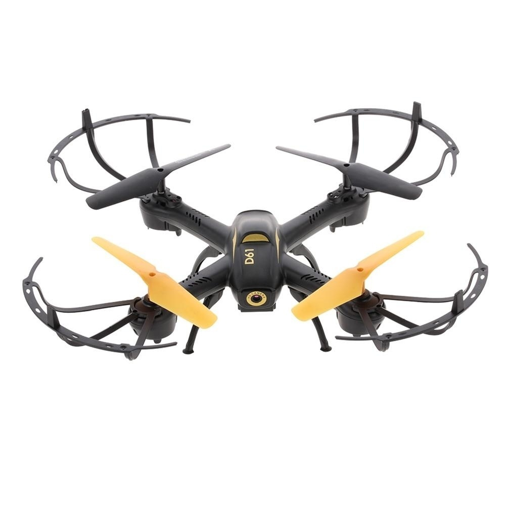 Hoge kwaliteit RC Quadcopter WiFi Hoogte Houden Voice Control Drone met led verlichting Headless RC Helikopters