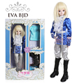 1/3 BJD Doll 60cm 19 jointed dolls ICE Prince Man Male dolls ( Free Eyes + Hair + Makeup + Clothes + Shoes )  EVA BJD DA001-11