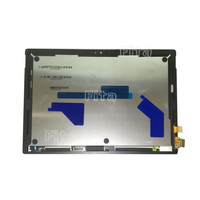 For Microsoft New Surface Pro 5 1796 LP123WQ1 SP A2 LCD Display Touch Screen Glass Sensor