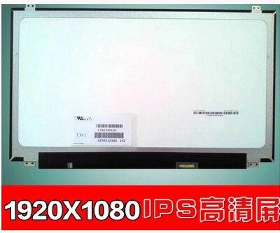 New original 15.6 -inch high-definition LCD screens LTN156HL06 1920*1080P free shipping