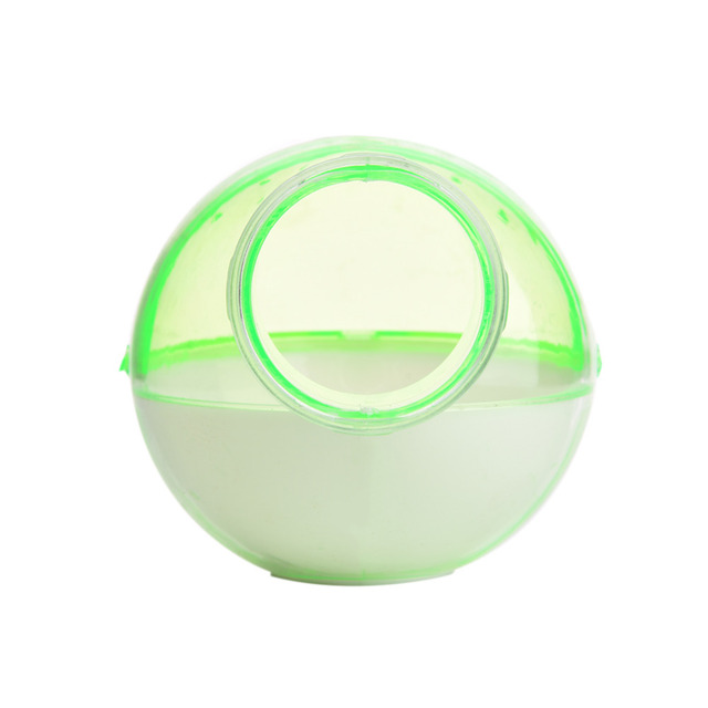 Small Pet Animal External Bathroom with Toilet hamster cage for Chinchilla/ Hamster/ Guinea Pigs Small Animal bed accessories