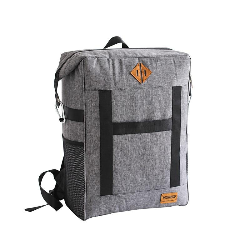 900D épaissir grand sac isolé organisateur de voyage sac à dos grand sac isotherme emballage alimentaire conteneur sacs thématiques sacs de livraison de déjeuner