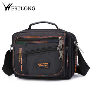 New 3720-1 Men Messenger Bags Casual Multifunction Small Travel Bags Waterproof Style Shoulder Fashion Military Crossbody Bags - DISCOUNT ITEM  31% OFF All Category