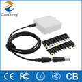 Универсальное зарядное устройство 90 Вт PD с 20 наконечниками  многофункциональное зарядное устройство 18 5-20 в для APPLE/ACER/ASUS/HP/DELL/LENOVO/SAMSUNG/SONY/TOSHIBA