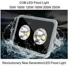 COB Led Luz de inundación 50W 100W 120W 160W 200W 250W IP67 LED iluminación al aire libre cobertizo impermeable Led reflector al aire libre