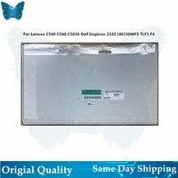 LM230WF5 TL F1 F4 dla Lenovo C540 C560 wszystko w jednym ekran LCD 1920*1080 23 Cal LCD panel wyświetlacza LM230WF5 (TL) (F1) w Ekrany LCD do laptopów od Komputer i biuro na