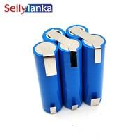 2000mAh for CONSTRUCTOR 18V 18650 Li-ion lithium tool battery pack CTC18LI-1100-BM  GHS 520 for self-installation