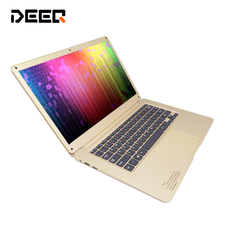 NEW 14 Inch Laptop Free Shipping, High Quality Ultrabook 4GB/64G With Windows 10, 8000mah, Notebook Offer Free Mouse Gifts
