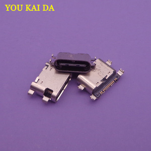 1-10pcs Mini type C micro usb jack socket connector for ZTE C2016 W2016 ZMAX Pro Z981 replacement charging port dock plug repair(China)