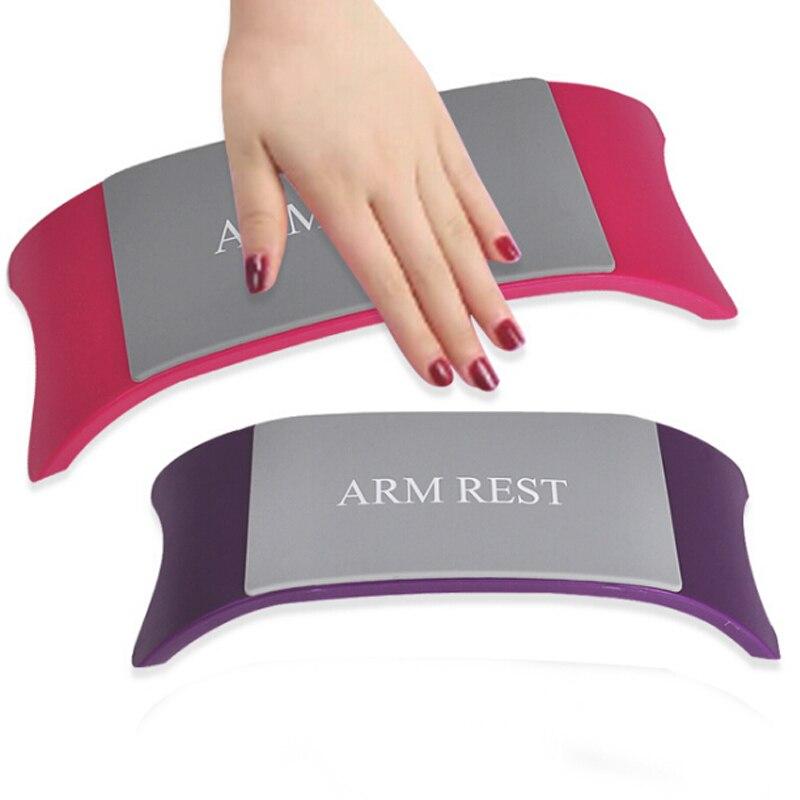 Nail Art Ausrüstung Erweiterte Silikon Hand Arm Kissen Halter Kissen Tisch Matte Faltbare Waschbar Salon Maniküre Werkzeuge MöChten Sie Einheimische Chinesische Produkte Kaufen? Schönheit & Gesundheit