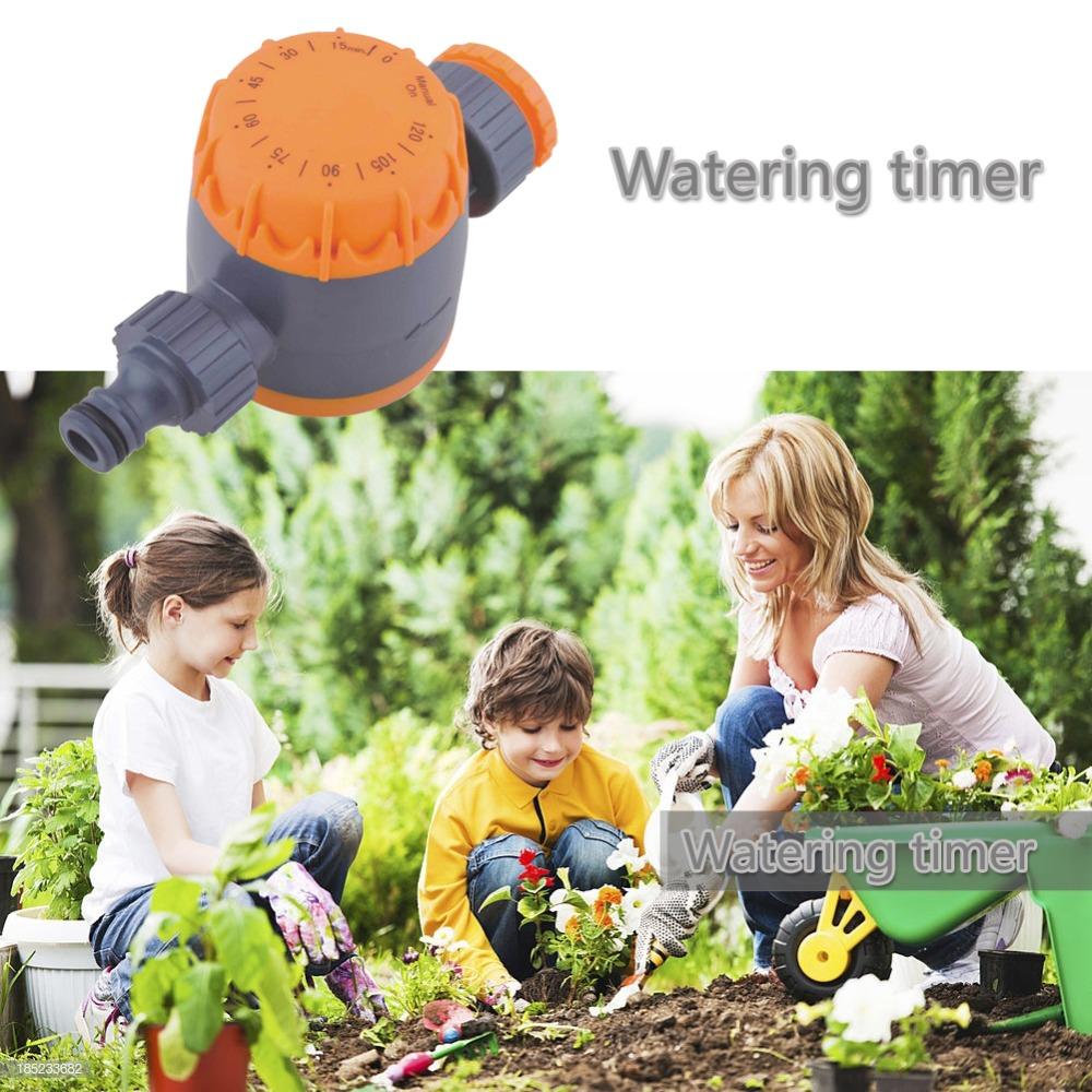 Automatic Garden Water Timers Suitable for Home Gardening And Farmland 9