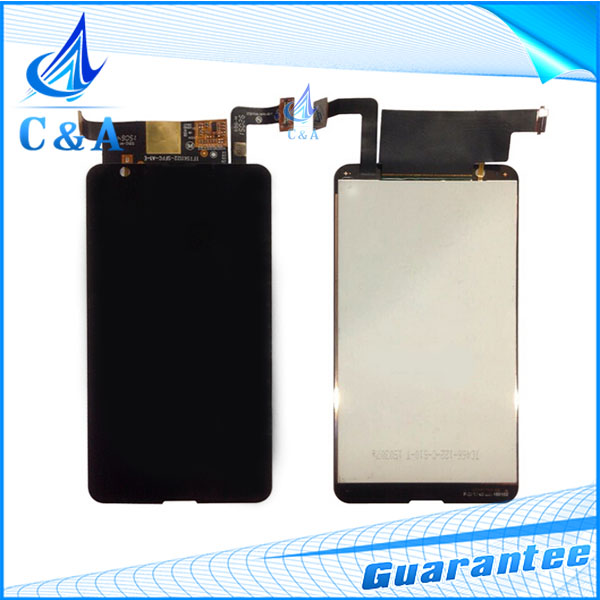 1 piece HK free shipping tested new replacement repair parts for Sony Xperia E4g lcd display with touch digitizer assembly
