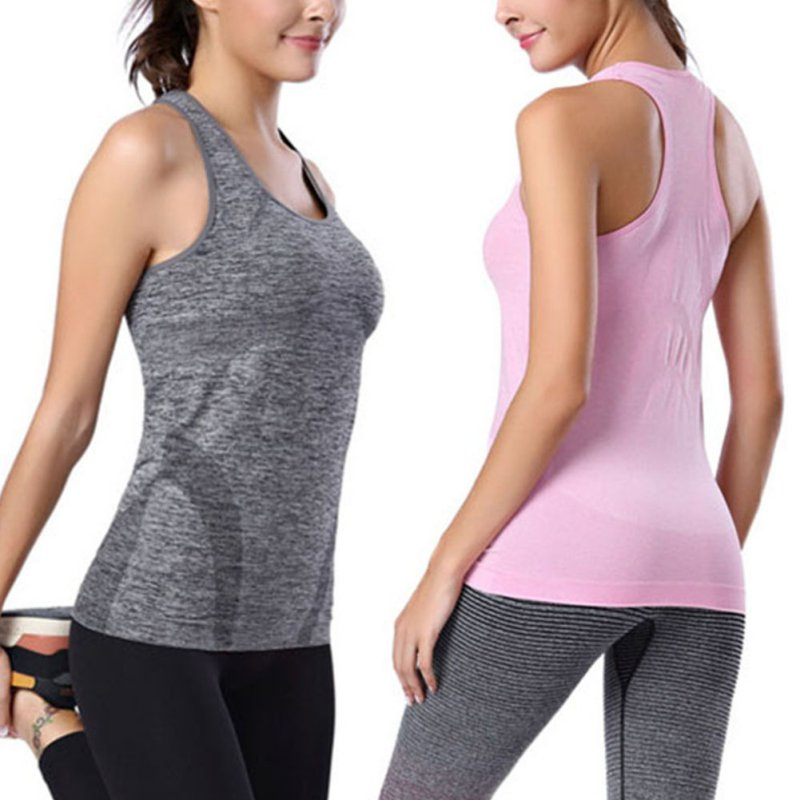 Sports Top Women's Tank Tops Quick Dry Breathable ...