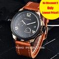 2017 новые мужские часы Parnis механические часы 44 мм запас мощности автоматические часы три стиля светящийся сапфир 5 бар кожа