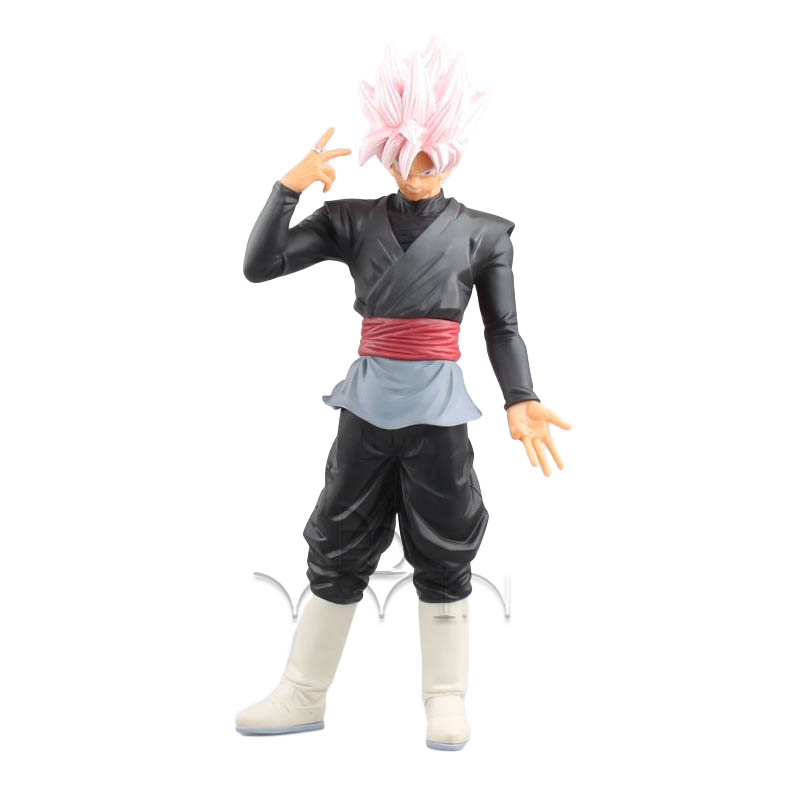 32cm Dragon Ball Super  The Super Warriors vol.3 Figure Collection Goku Black Action Figure secret warriors the complete collection volume 1