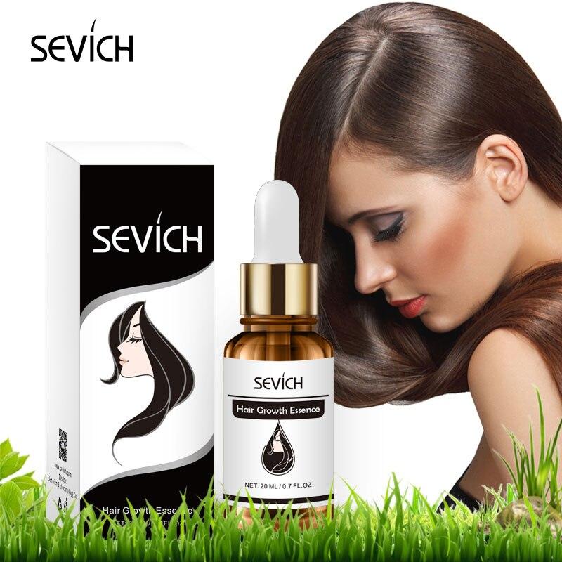 Sevich Fast Powerful Hair Growth Essential Oils Essence Original Authentic 100% Serum Treatment Preventing Repair Hair Loss 20ml