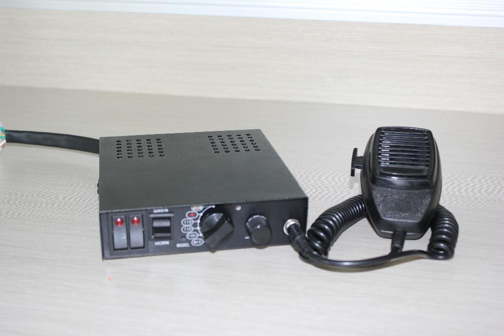 siren can control lightbar