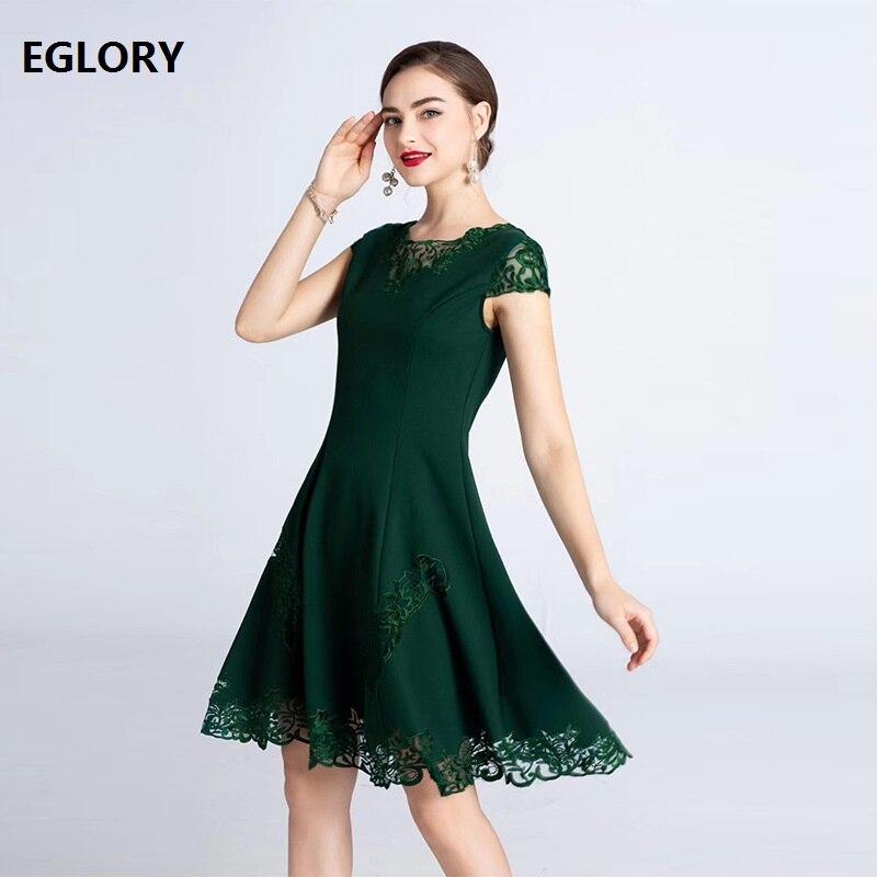 Top Grade mode 2019 été Style ethnique robe femmes Vintage Floral imprimé à volants Patchwork décontracté Boho robe Sun Wear