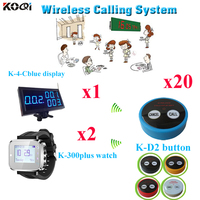 Wireless Table Calling System Most Smart Watch And Nice Design Receiver For Restaurant Service