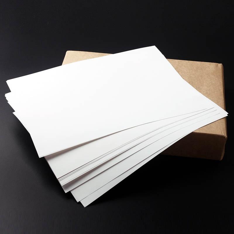 A4 Wholesale 80gsm 75% Cotton Linen Paper UV Dull  500pcs/ Ream