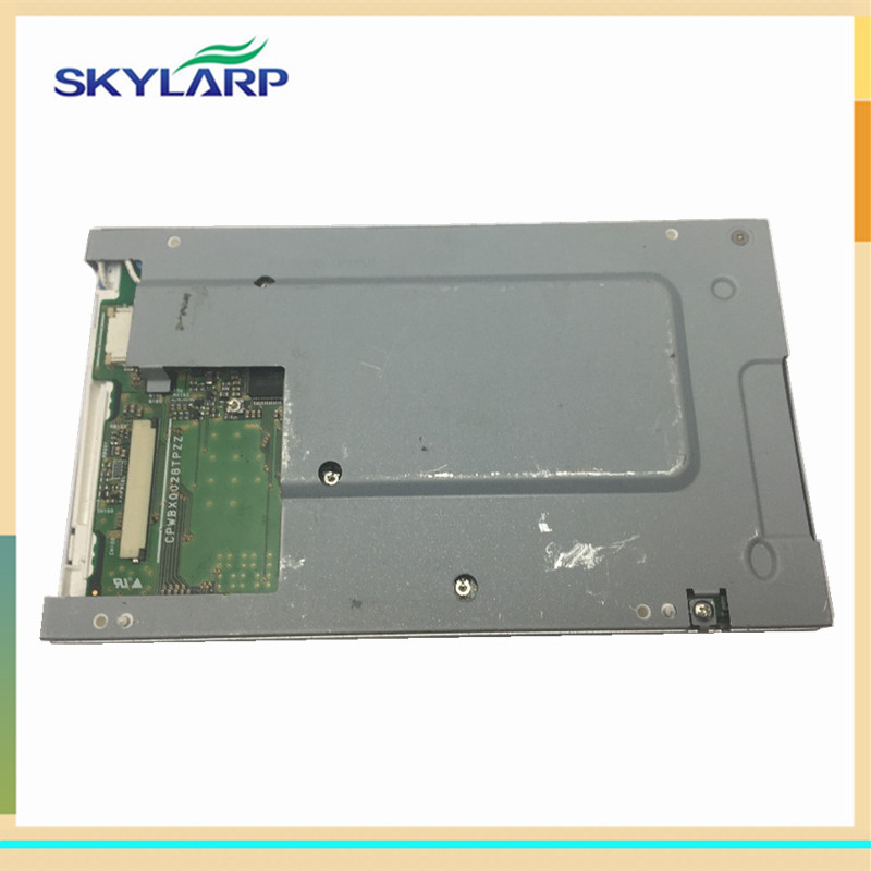 skylarpu for CPWBX0028TPZZ Car Navigation GPS LCD screen display panel (without touch) lq065t9br51u lq065t9br52u lq065t9br53u lq065t9br54u lq065t9br55u lcd screen display for car gps car lcd