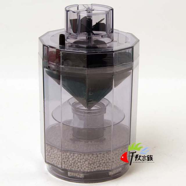 Authentic Korean GZCORAL Three Lakes Will Be Forced Suction Filter Aquarium Fish Tank Water Fairy Anti