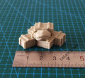 1/35 Resin Soldier Scenario Scenario Accessories Ammunition boxes and bags